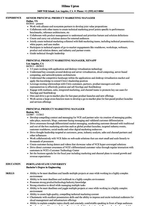 product marketing specialist sle resume hospital