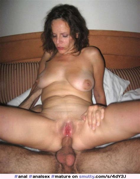 Anal Analsex Mature Milf Mom Mommy Cougar Wife Amateur