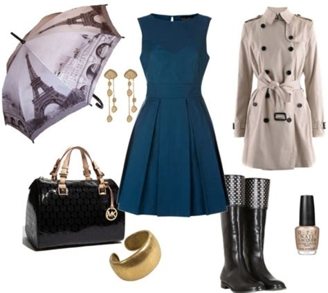 Picture Of Rainy Day Outfit Ideas 2