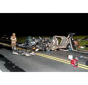 Fatal Car Crash Pictures Motor Vehicle Accident At