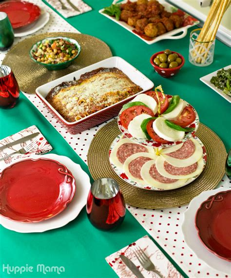 American legion auxiliary cook books on sale. Simple Italian-American Christmas Dinner - Our Potluck Family