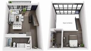 Standard, 3d, Floor, Plans