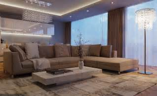 wohnzimmer taupe taupe sofa interior design ideas