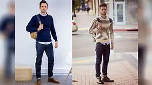 Fashion Keren Khusus Untuk Pria Kurus yang Pasti Bikin Kamu Makin Percaya Diri - Vebma.com