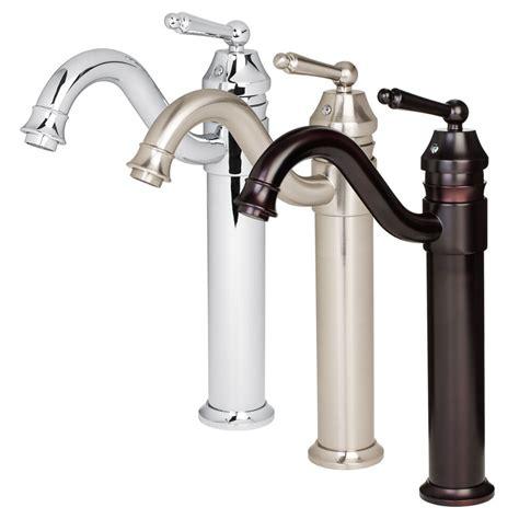 Euro Modern Bathroom Vessel Sink Faucet Swivel Spout