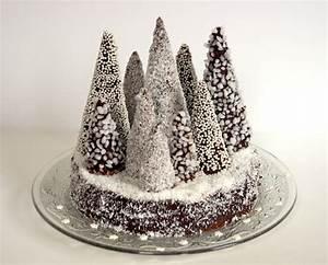 Decoration Buche De Noel Comestible : cuisine les plus beaux g teaux de no l ~ Melissatoandfro.com Idées de Décoration