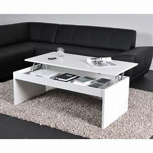 Table Basse Relevable Pas Cher : table basse relevable 120 60 ~ Teatrodelosmanantiales.com Idées de Décoration