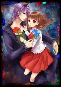 Sweet Anime Couple