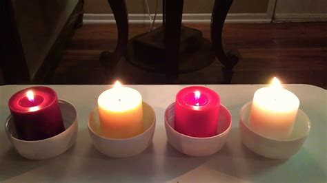 do white candles burn faster than colored candles procedure do white candle burn faster than colored candles