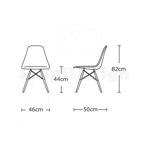 chaise charles eames pas cher chaise eames patchwork chaise type eames chaise