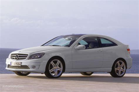 Mercedes Benz Clc (w203) Specs  2008, 2009, 2010, 2011