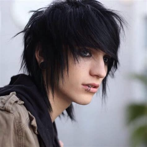 file emo hairstyles for guys with thin hair jpg