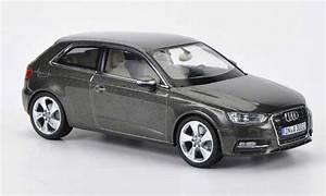 Audi A3 Grise : audi a3 miniature grise marron 2012 schuco 1 43 voiture ~ Melissatoandfro.com Idées de Décoration