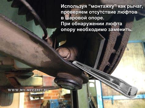 Передняя подвеска Рено Меган 2 My-megane2.ru