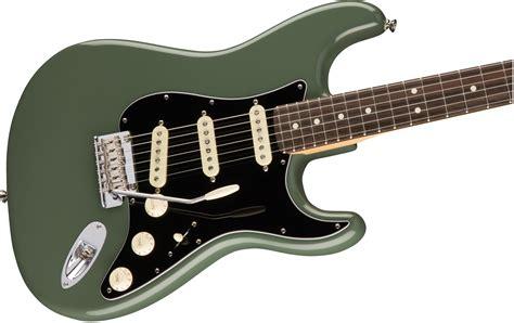 Fender American Pro Stratocaster®, Rosewood Fingerboard
