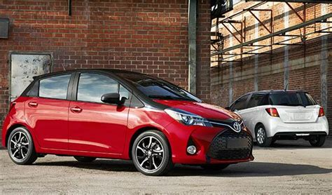 2018 Toyota Yaris  News, Reviews, Msrp, Ratings With