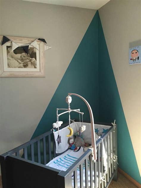 chambre garcon bleu gris chambre baby boy