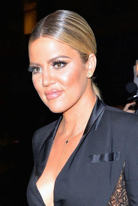 khloe kardashians short hair    versatile cut everheres proof glamour