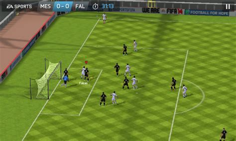 fifa 14 for windows phone free fifa 14 excellent football simulator from ea