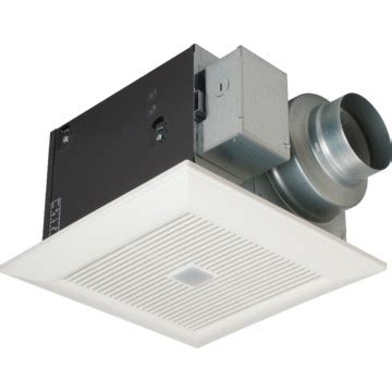 humidity controlled exhaust fan panasonic whispersense motion humidity sensor 80 cfm