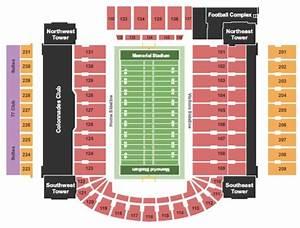 Memorial Stadium Tickets In Champaign Illinois Memorial