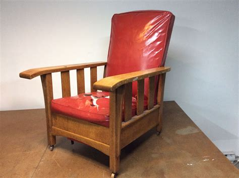 Easy Chair Upholstery by 1920 S Royal Easy Chair Quot Morris Quot Recliner 1920 S Royal