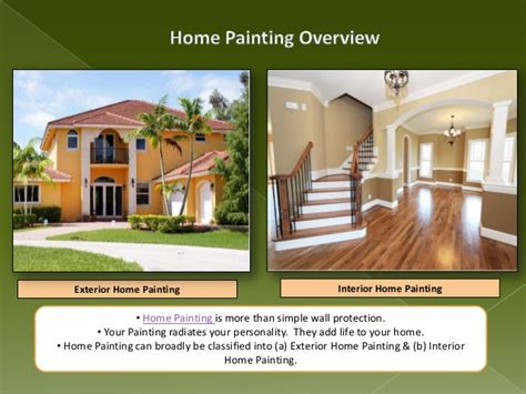Home Painting Guide, Interior & Exterior Wall Painting