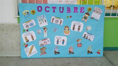periodico mural octubre vuestras propuestas 2 imagenes educativas
