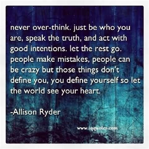 When Good Intentions Go Bad Quotes