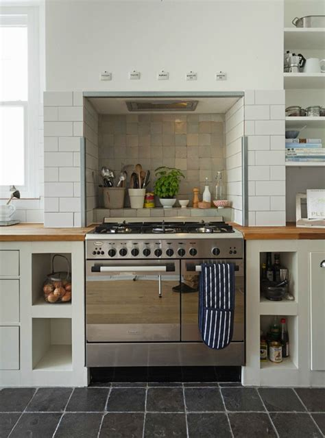 built in range cooker range cooker ranges and country style kitchens on