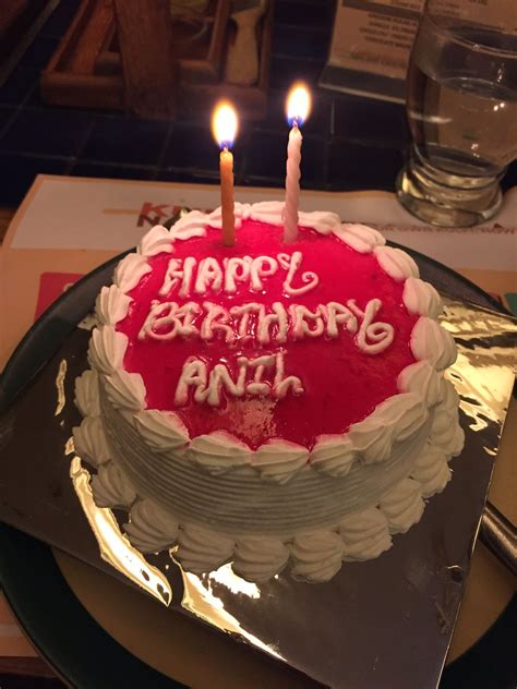 birthday cake  barbeque nation pune anil wadghule flickr