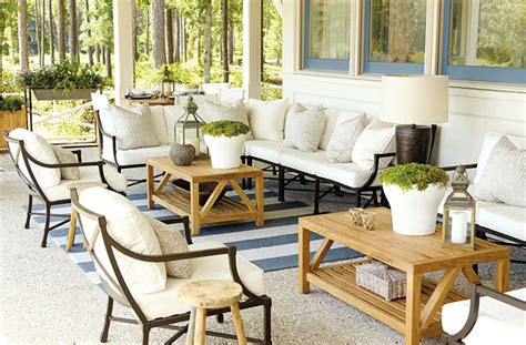 15 Ways To Arrange Your Porch Furniture How To Change Kitchen Sink Faucet Colonial Design Replace A Cabinest Flytta Cart Overflow The Soup Salt Lake City Bistro Table Sets For
