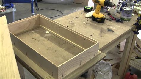making a medicine cabinet how to build a recessed cabinet pt 2 youtube