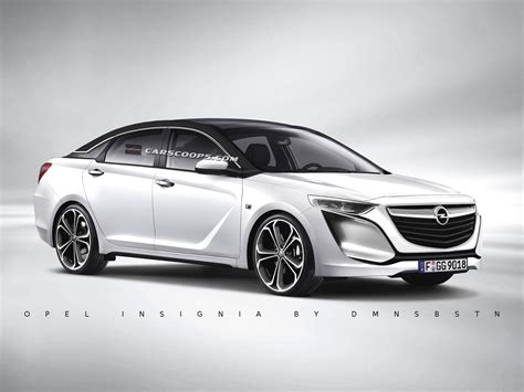 vauxhall buick design a concept for the next opel vauxhall insignia and