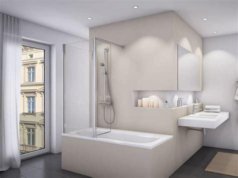 badewanne mit duschkabine duschabtrennung badewanne mit seitenwand mit beweglichem