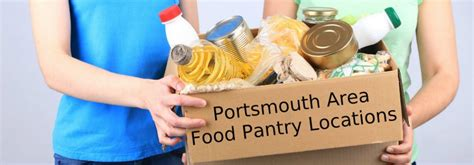 Pantry Locations Portsmouth Nh Area Food Pantry Locations