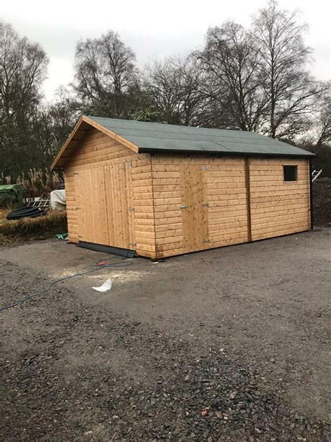 gumtree garden sheds macintyre sheds and wooden garages in beauly highland