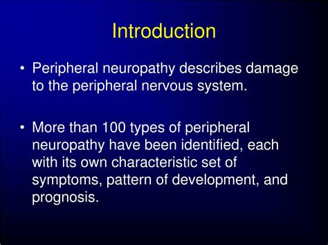Ppt  Peripheral Neuropathy Powerpoint Presentation  Id. Dish Network Adult Programming. Reputable Debt Settlement Companies. Desktop Sharing Software Free. Coast To Coast Office Supplies. Welding 304 Stainless Steel Dr Roth Dentist. Commercial Restroom Supplies. World Series Winners By Year. Car Retirement Application What Is An Sep Ira