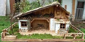 Weihnachtskrippe Holz Selber Bauen : die besten 25 krippenstall ideen krippenstall basteln infinity schal anleitung und krippe ~ Buech-reservation.com Haus und Dekorationen