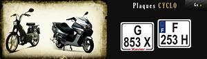 Plaque Immatriculation Mobylette : commandez plaque d 39 immatriculation auto moto cyclo en ligne ~ Medecine-chirurgie-esthetiques.com Avis de Voitures