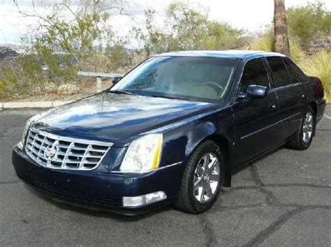 Cadillac Deville Dts Cars For Sale In Phoenix, Arizona