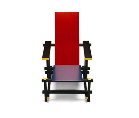 la chaise et bleu de gerrit rietveld chaise blue maison