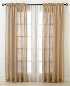 miller curtains sheer kemin 52 quot x 84 quot panel window