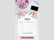 FREE 2019 Calendar Printable with Bible Verses to Inspire You!