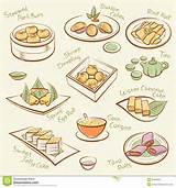 Oriental Food Names