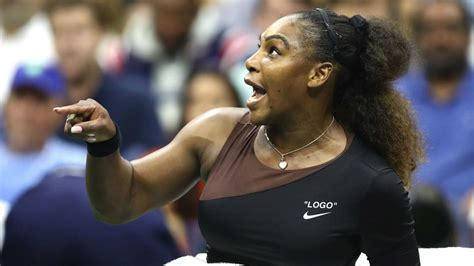 naomi osaka vs venus williams u s open 2018 serena williams receives game penalty in