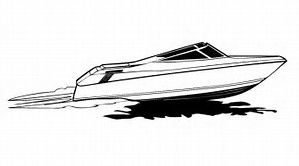 HD Wallpapers Coloring Page Jet Ski