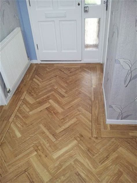 vinyl plank flooring herringbone pattern   Google Search