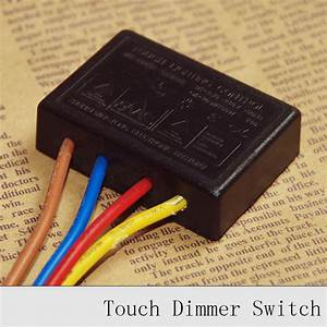 Aliexpress Com   Buy 220v Lamp Touch Switch Touch On  Off