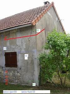 Reparation Fissure Facade Maison : tr s grosse fisure dans un mur en pierre forum ~ Premium-room.com Idées de Décoration